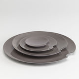Lapsang Porcelain Dinnerware - Grey