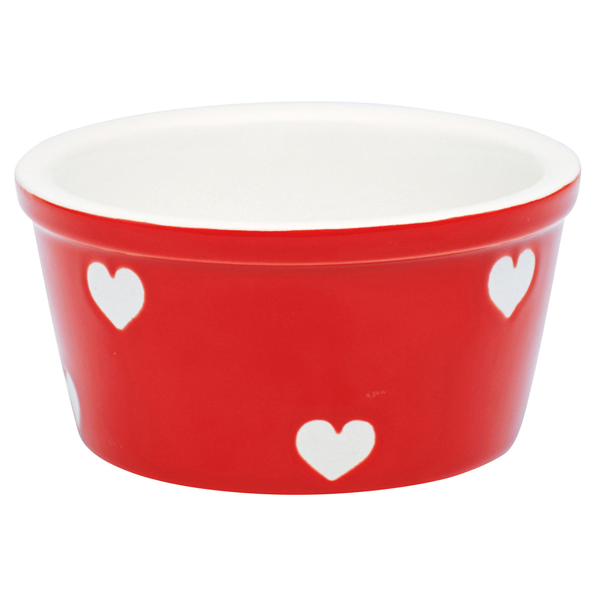 Greengate Ramekin - Haven Red
