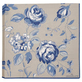 Paper Napkins - Amanda Dark Blue 20pcs