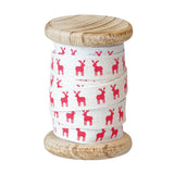 Greengate Reindeer Ribbon