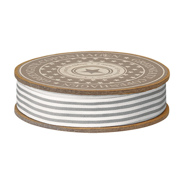 Ribbon  - Thea Warm Grey - 16mm x 5m