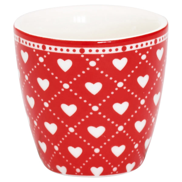 Greengate Egg Cup  - Haven Red
