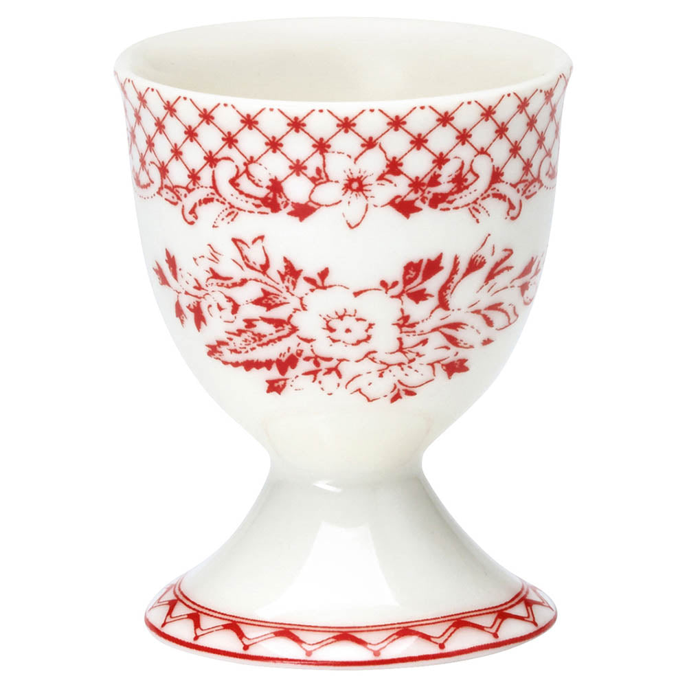 Greengate Egg Cup  - Stephanie Red