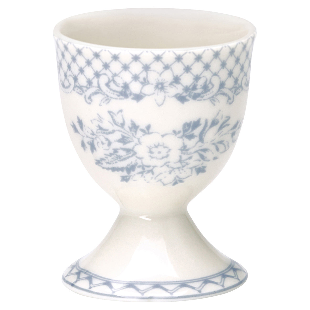Greengate Egg Cup  - Stephanie Dusty Blue