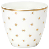 Latte Cup - Nova Gold  Set of 6
