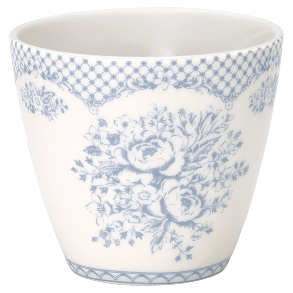 Latte Cup - Stephanie Dusty Blue