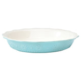 Large Pie Dish - Abelone Mint