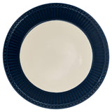 Plate Alice - Dark Blue