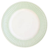 Plate Alice - Pale Green