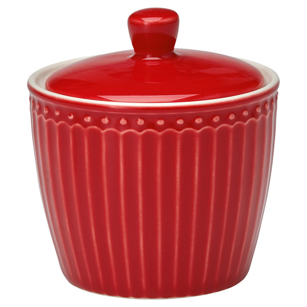 Sugar Pot Alice - Red