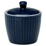 Sugar Pot Alice - Dark Blue