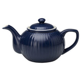 Teapot Alice - Dark Blue