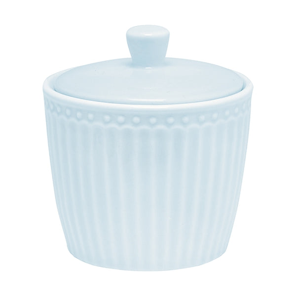 Sugar Pot Alice - Pale Blue