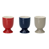 Set of 3 Greengate egg-cups