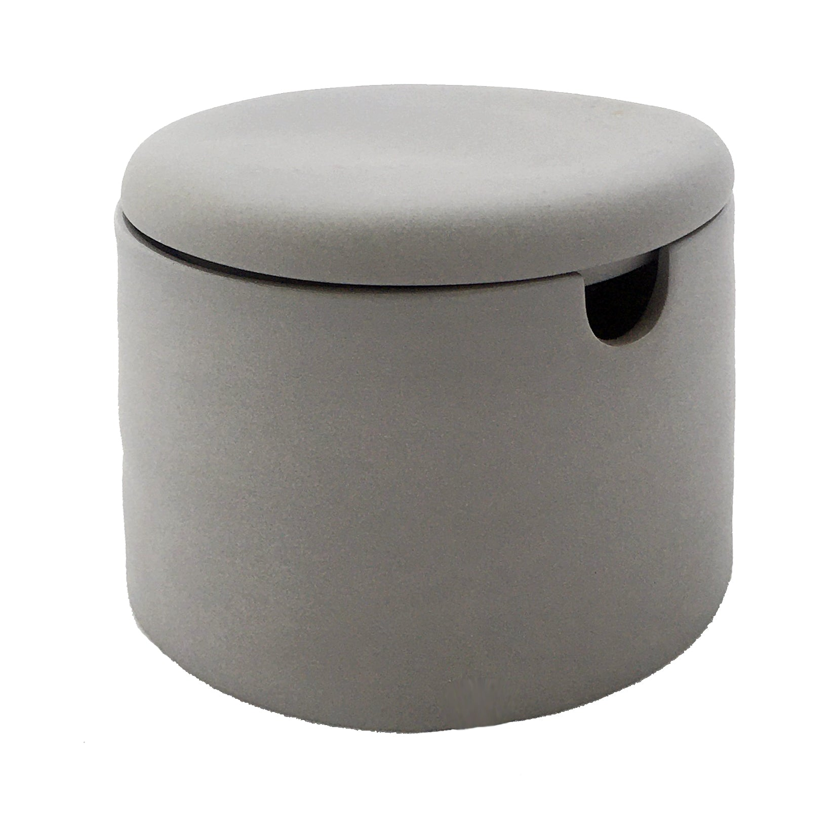 Flinders Porcelain Sugar - Grey