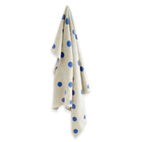 Baby Blanket - Bluebells 100% Cotton