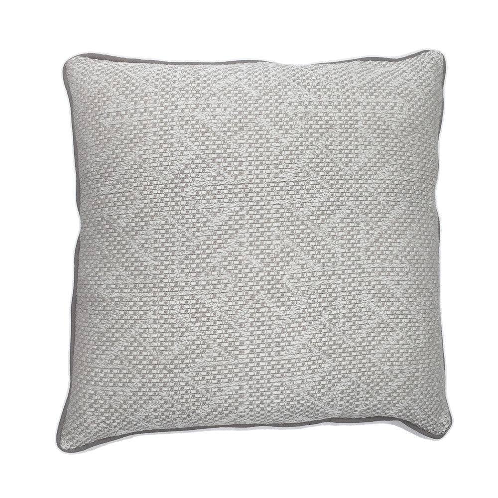 Juliana Cushion Cover 55cm - Silver