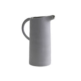 Flinders Porcelain Pitcher - grey