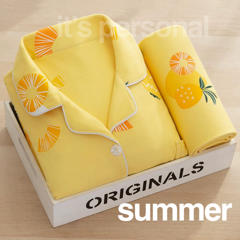 New! Summer Pyjama Set