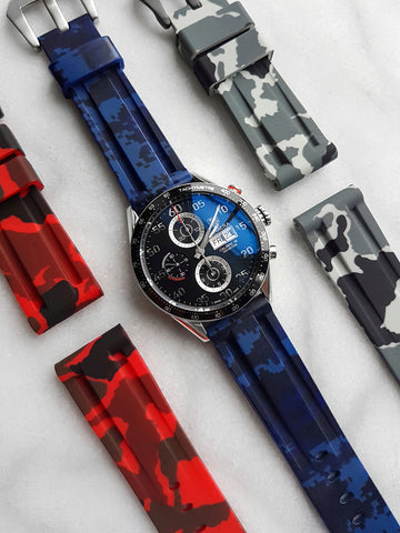TAG Heuer Carrera watch straps