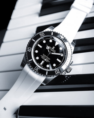 Rolex Submariner rubber strap
