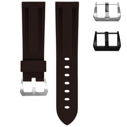SAMSUNG GALAXY WATCH STRAP - ESPRESSO RUBBER
