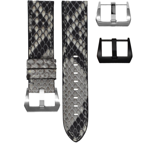 TUDOR BLACK BAY STRAP - GREY PYTHON