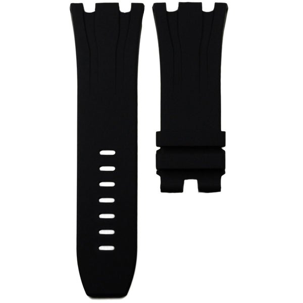 AP ROYAL OAK OFFSHORE 44MM STRAP - BLACK RUBBER