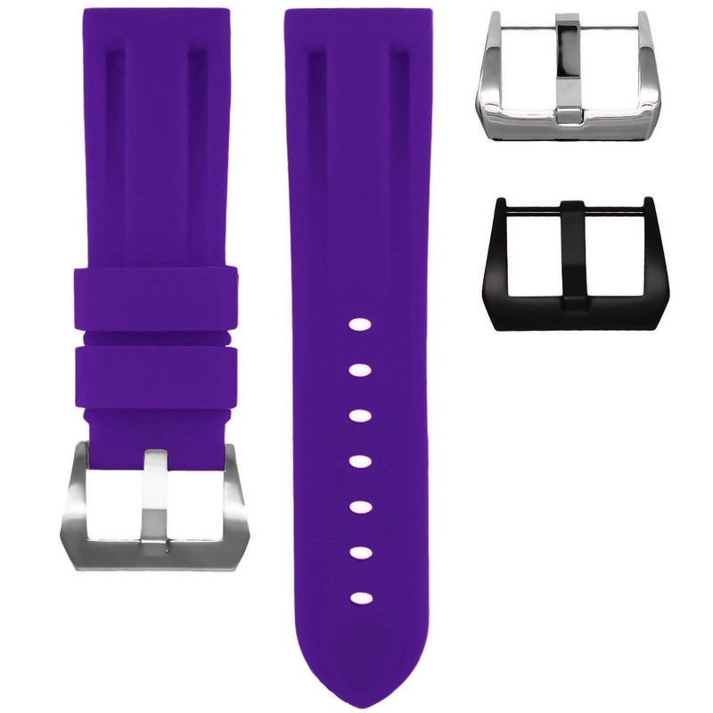 BREITLING FOR BENTLEY MOTORS T - PURPLE RUBBER