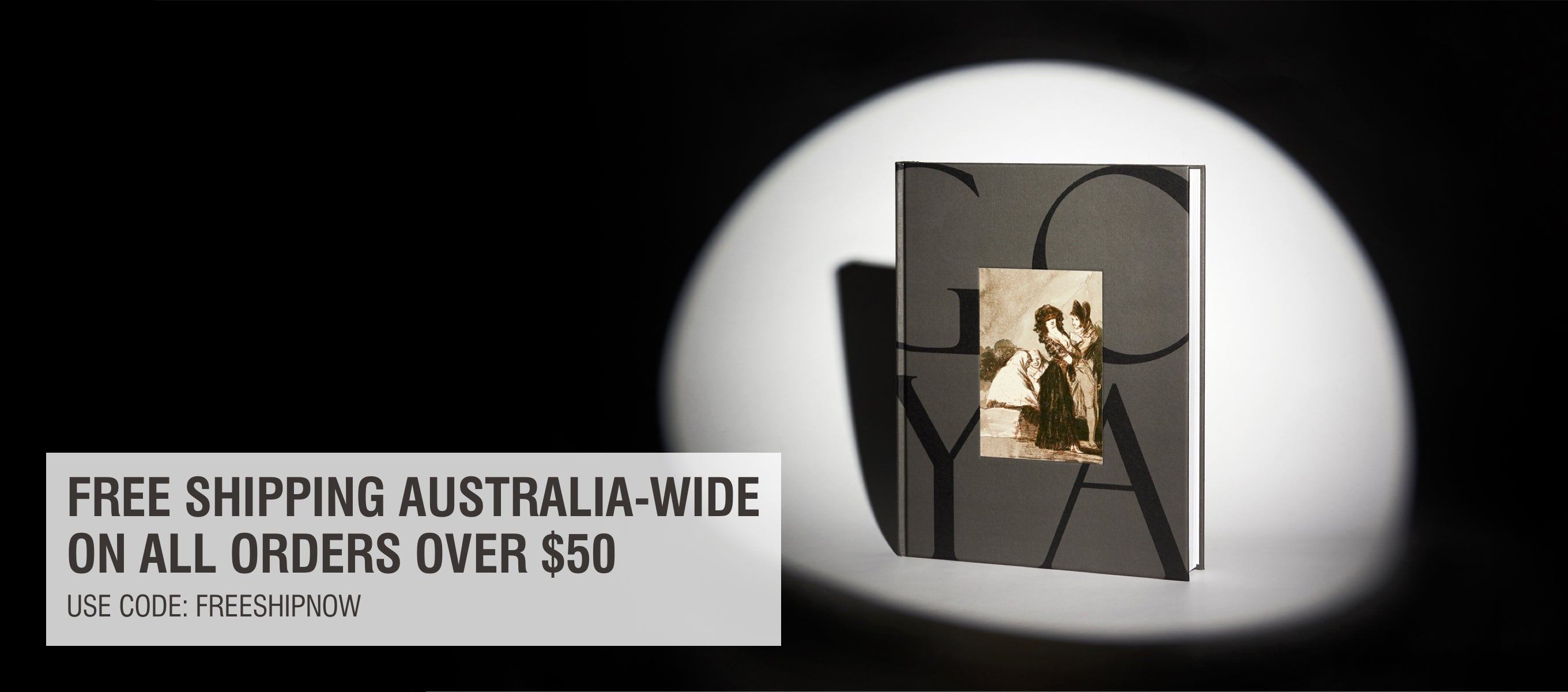 FREE SHIPPING ON ORDERS OVER $50 WITHIN AUSTRALIA