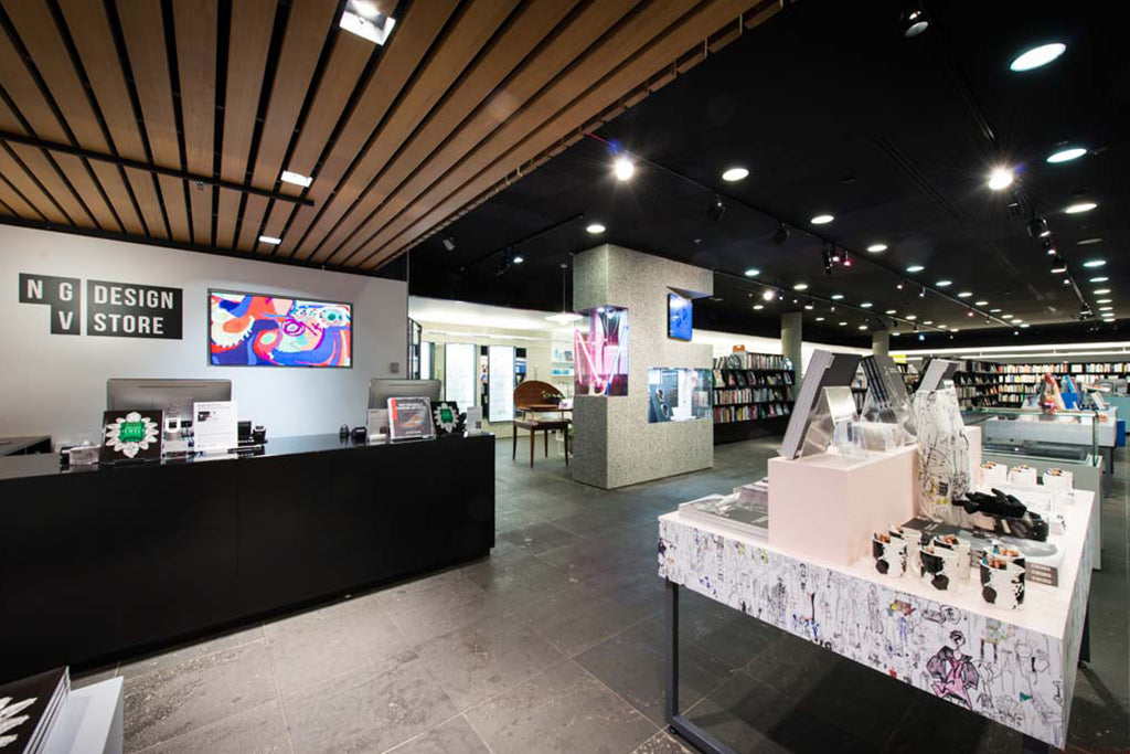 NGV design store at NGV International