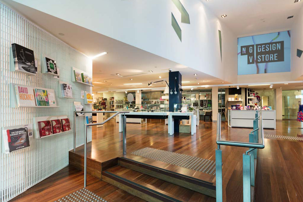 NGV design store at Federation Square
