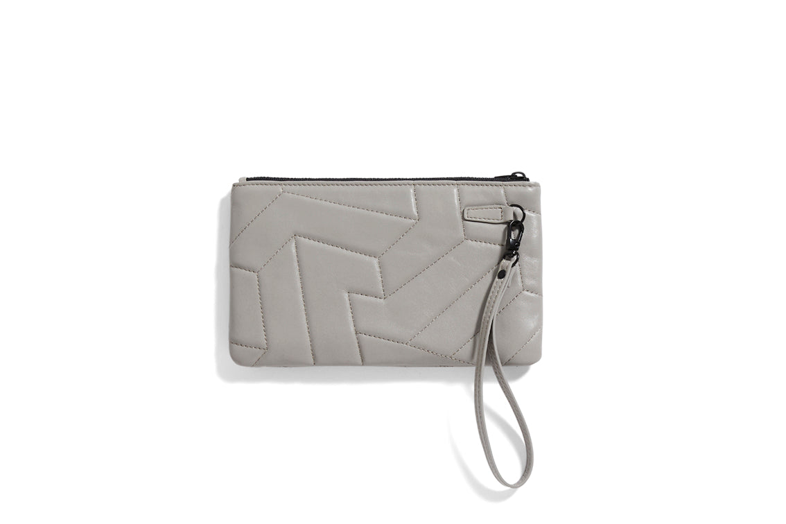 Christa Wallet Grey