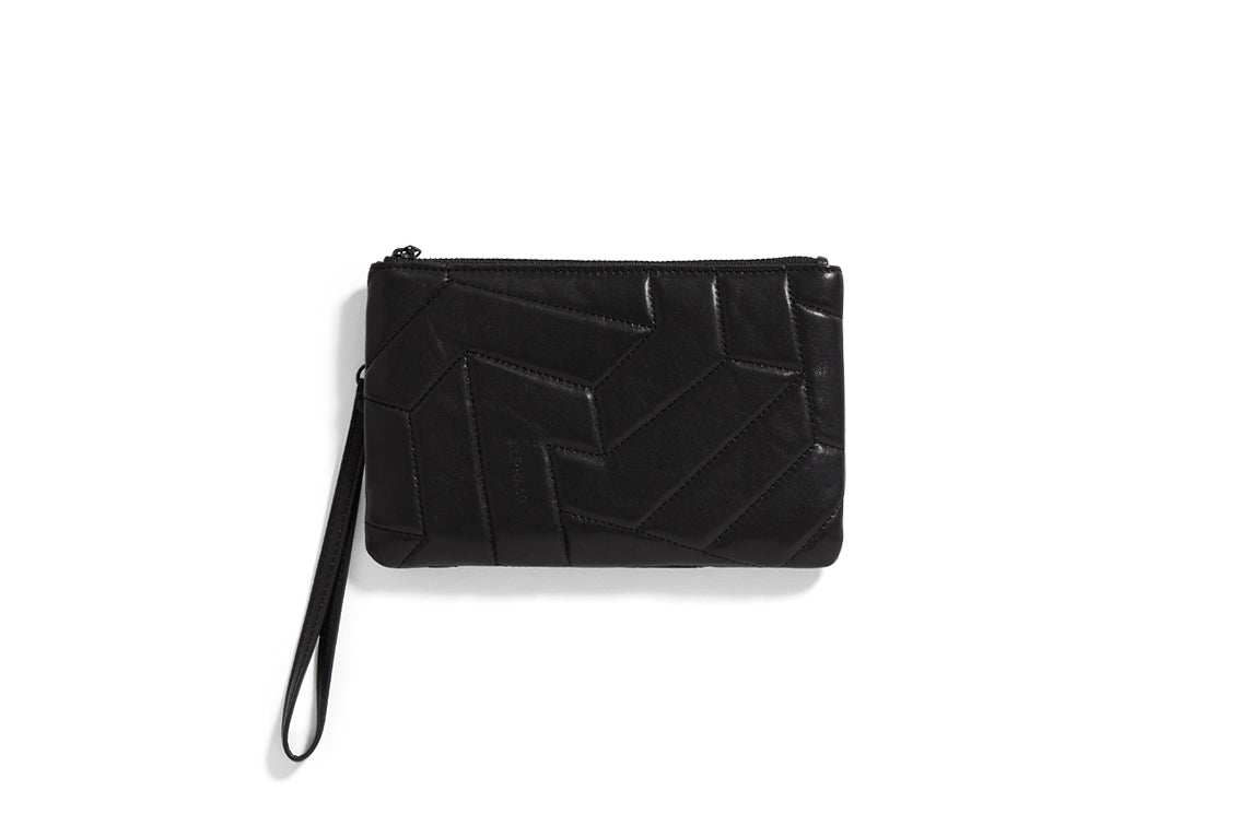 Christa Wallet Black