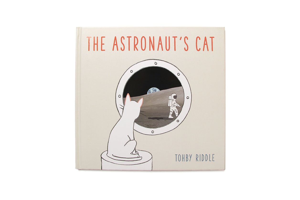 Astronaut's Cat