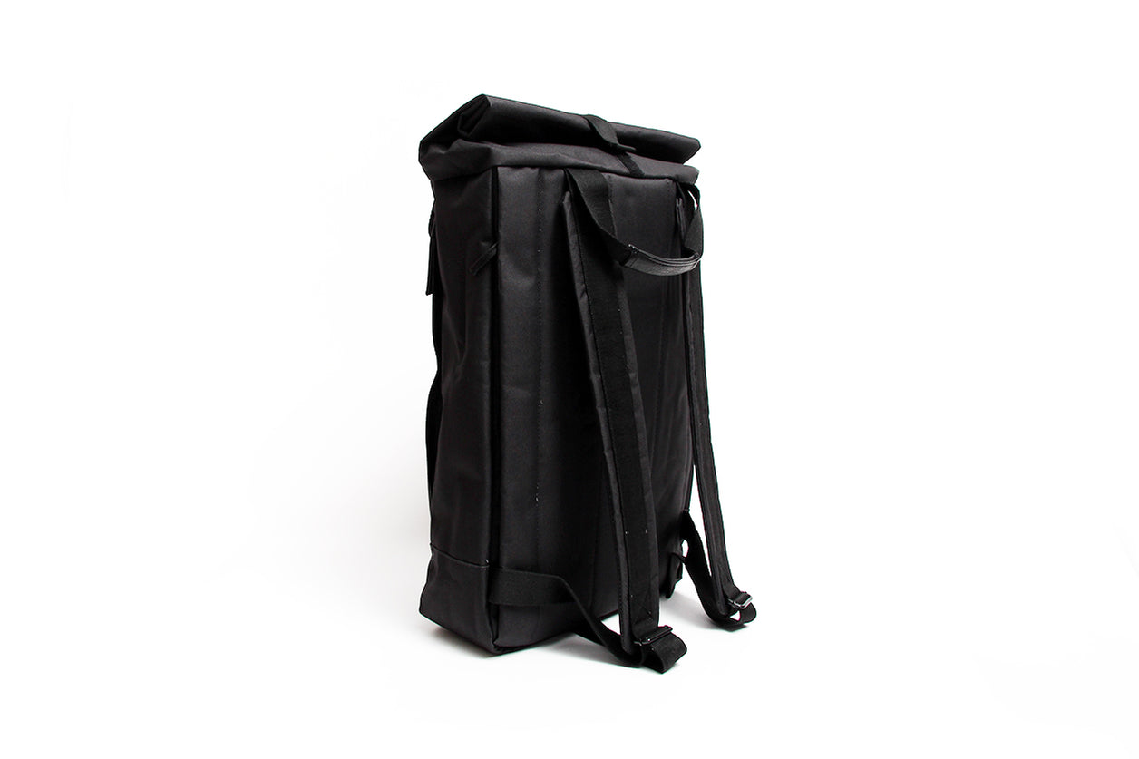 Backpack Rolled Top Colin Black