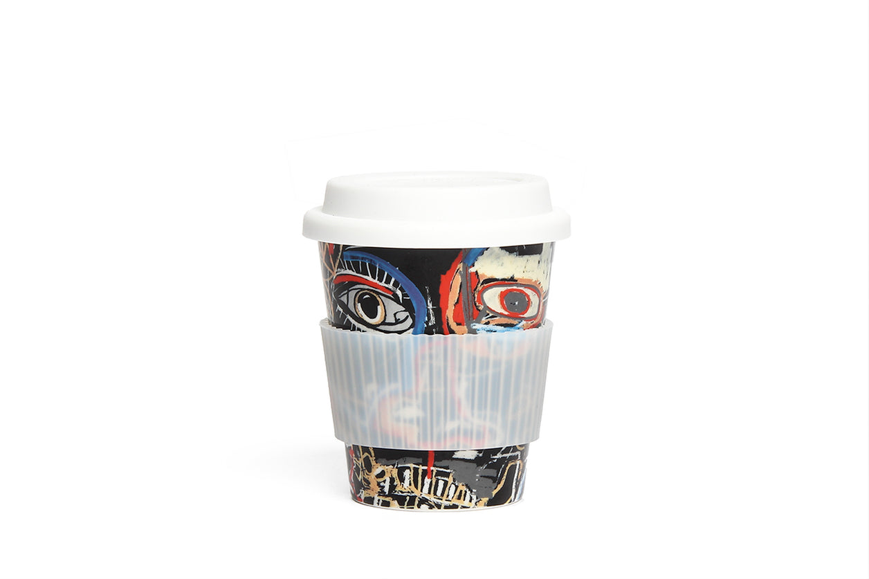 Reusable Cup Jean-Michel Basquiat 250ml
