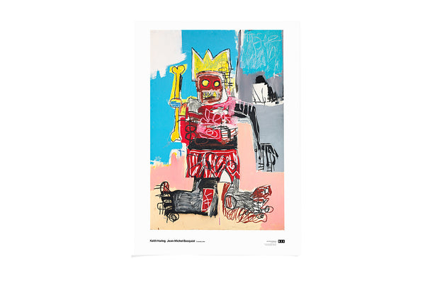 Poster Untitled 1982 Jean-Michel Basquiat