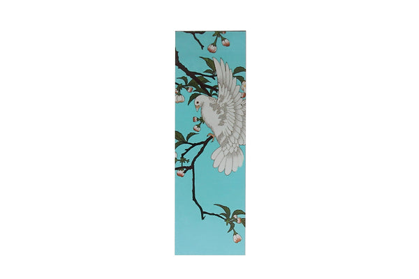 Cherry Blossom Dove Bookmark