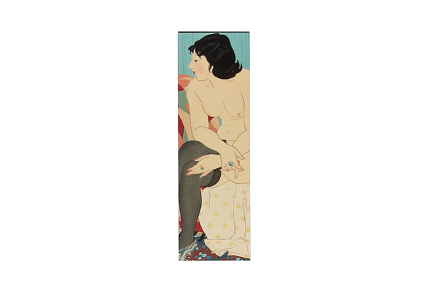 Japanese Nude Bookmark