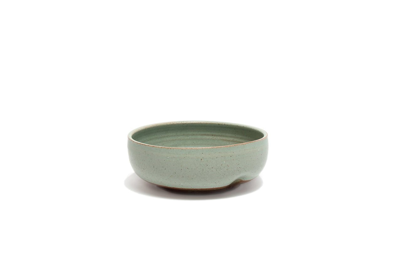 Bowl Lotus Green 14cm