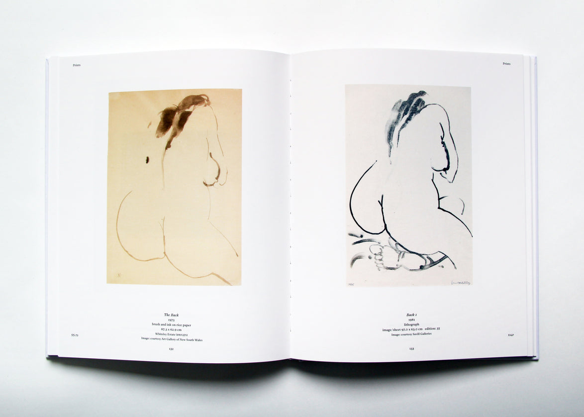 Brett Whiteley: Catalogue Raisonne 1955-1992
