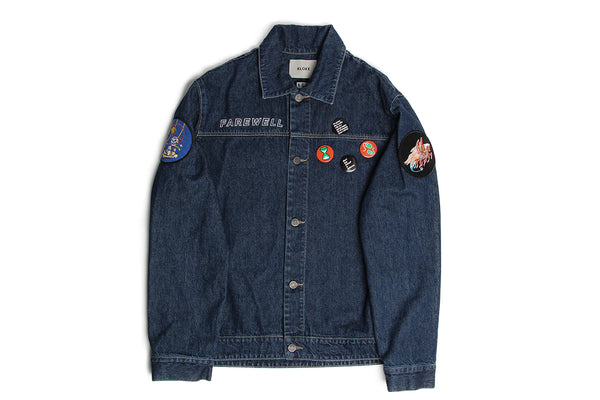 Denim Jacket Darren Sylvester