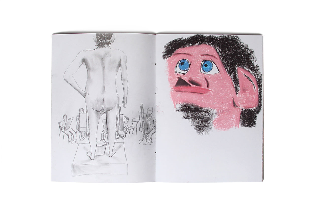 David Shrigley: The Life Model