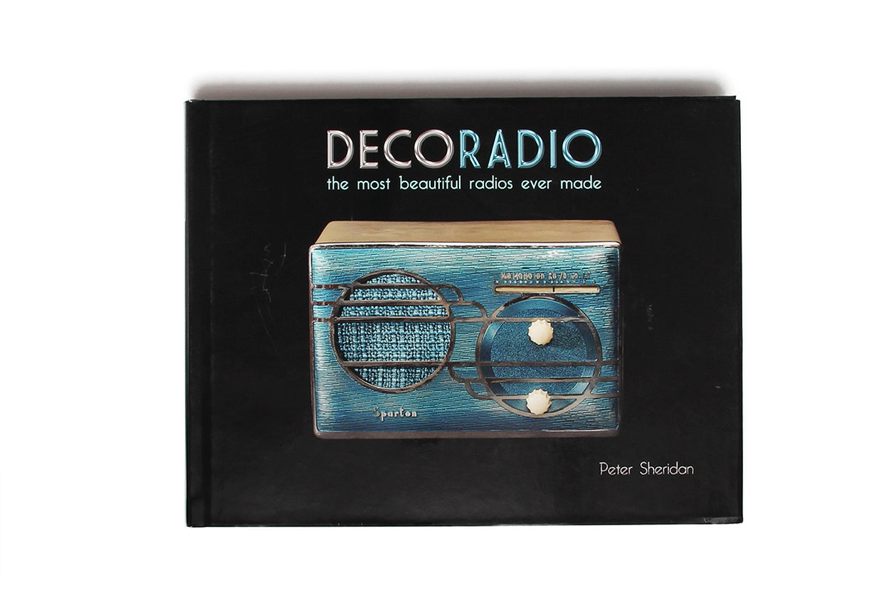 Deco Radio: Most Beautiful Radios Ever Made