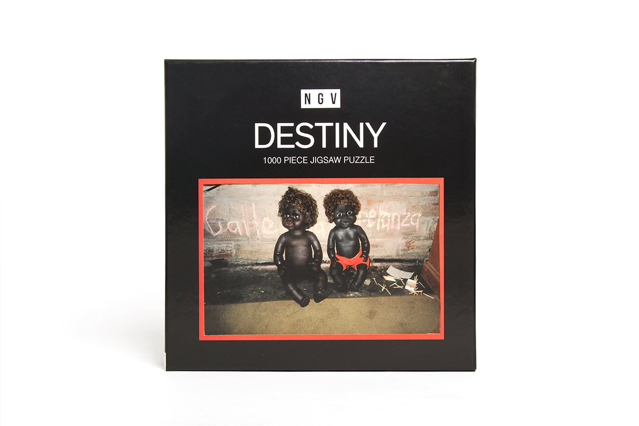 Jigsaw Puzzle Destiny Deacon Being There