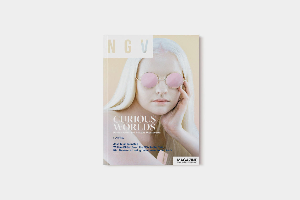 NGV MAGAZINE Issue 19 Nov – Dec 2019