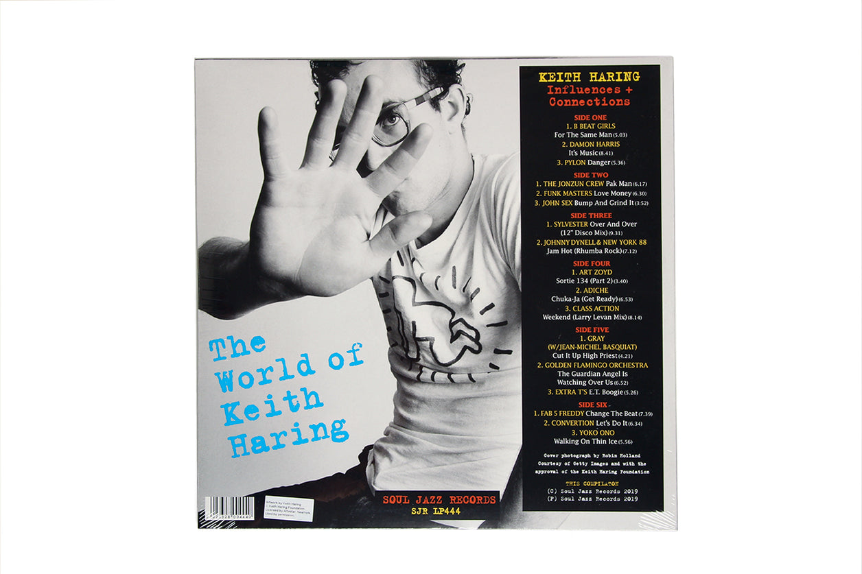 The World of Keith Haring Vinyl Record