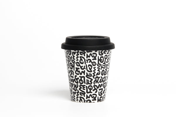 Reusable Cup Keith Haring 250ml