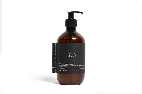 Husk Hand and Body Wash Izmir 500ml